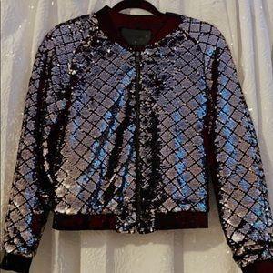 Shimmer Jacket